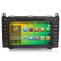 Autoradio Android 8.1 Wifi GPS Mercedes Benz Classe A, Classe B, Vito, Viano & Sprinter