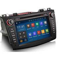 Autoradio Android 5.1 écran tactile DVD GPS Wifi Mazda 3 de 2010 à 2013