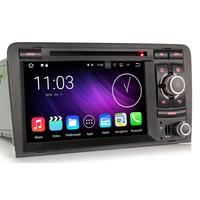 Autoradio Android 8.1 Audi A3 de 2003 à 2012 - Wifi Internet Bluetooth GPS DVD