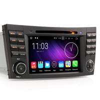 Autoradio Android 7.1 GPS Wifi DVD Mercedes Benz Classe E W211, CLS & Classe G W463