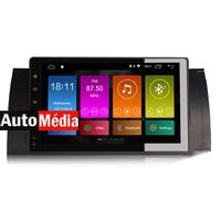 Ecran tactile 9 pouces BMW X5 E53 et Série 5 E39 - Autoradio Android 8.1 GPS Navigation Bluetooth
