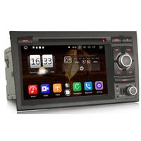 "Autoradio Android 8.0 Audi A4 de 2004 à 2008 - GPS DVD USB Bluetooth écran tactile 7"""