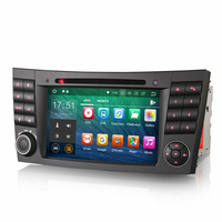 Autoradio Android 8.1 GPS Wifi DVD Mercedes Benz Classe E W211, CLS & Classe G W463