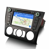 Autoradio Android 10.0 avec Apple Carplay via USB, DAB+ BMW Série 1
