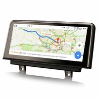 Autoradio Android 10.0 avec Apple Carplay via USB, DAB+ BMW Série 1, 2, 3 F30 et BMW Série 4 de 2012 à 2017