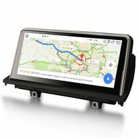 Autoradio Android 10.0 avec Apple Carplay via USB, DAB+ BMW X5 et X6