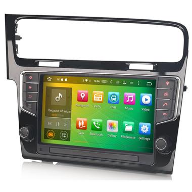 autoradio volkswagen golf 7 avec wifi android 6 0 gps dvd usb bluetooth. Black Bedroom Furniture Sets. Home Design Ideas