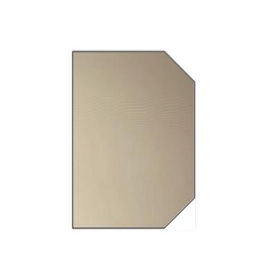 Vitre verre réfractaire Générique GODIN Art Déco 3119 - 00001304849 - 343 X235
