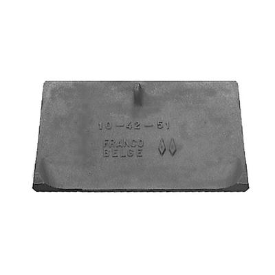 Brique arrière  FRANCO BELGE  305103  /  10-42-51