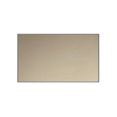 Vitre verre réfractaire Générique GODIN Régence 3145 - 00001305432 - 277 X 472