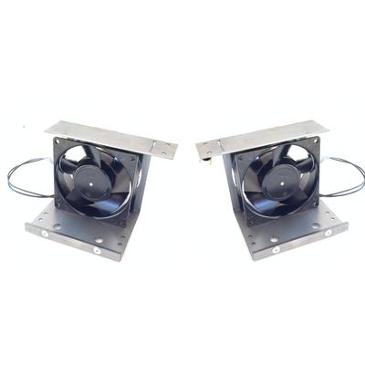 Kit de ventilation pour inserts FRANCO BELGE
