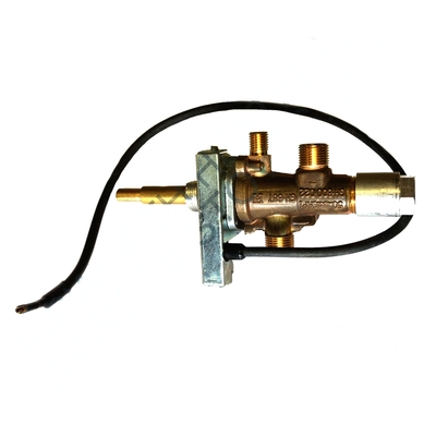 Vanne gaz + piezo FRANCO BELGE 166745 - Belfort Gaz