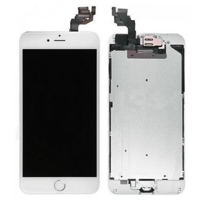 Ecran vitre tactile complet pour iPhone 6S PLUS Blanc - Classe AAA