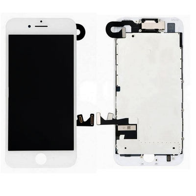 Ecran vitre tactile complet pour iPhone 7 Blanc - Classe AAA