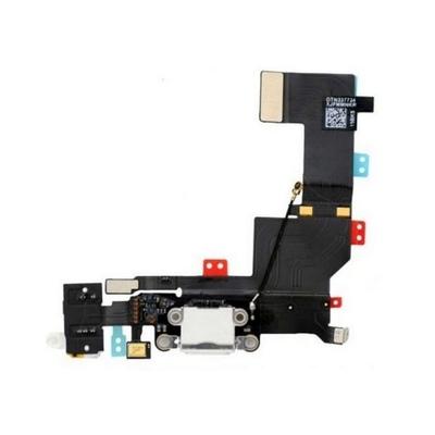 Connecteur de charge iphone 5S Blanc