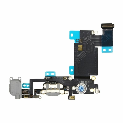 Connecteur Chargeur Gris pour iPhone 6S Plus