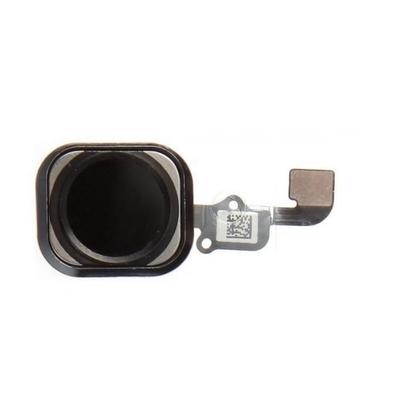 Bouton Home Noir pour iPhone 6S Plus