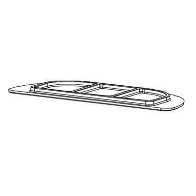 Déflecteur INVICTA F610110 - Treville