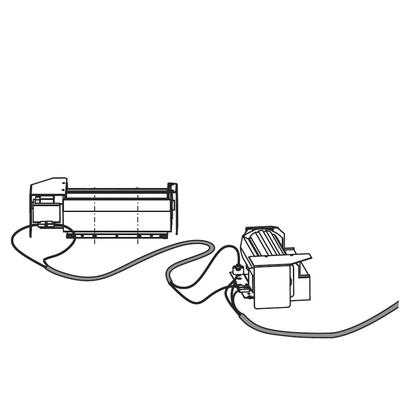 Kit ventilateurs câblé pour insert  FRANCO BELGE  988531