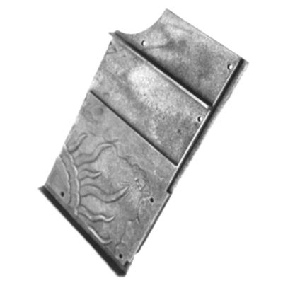 Brique plaque foyère droite FRANCO BELGE 305203  /  13-110-52