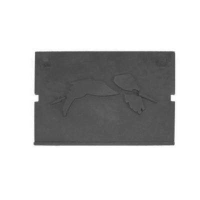 Plaque foyère à motifs  FRANCO BELGE  330020  /  6351239300