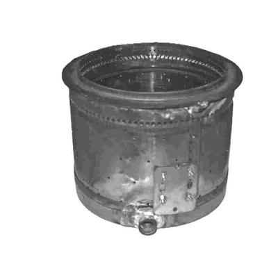 Brûleur 8 pouces simple paroi EFEL 33523