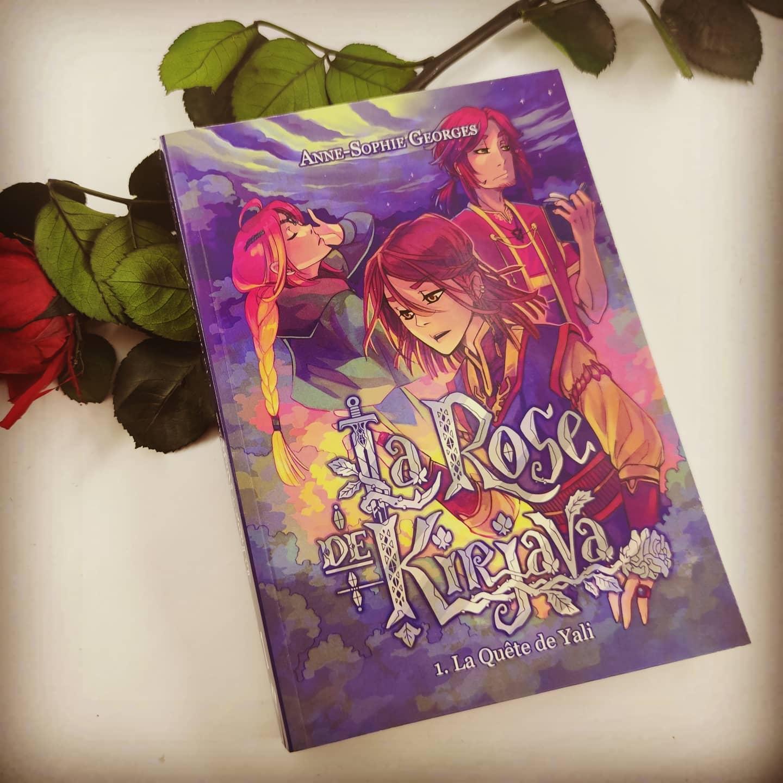 ROMAN La Rose de Kirjava : Acte I La quête de Yali