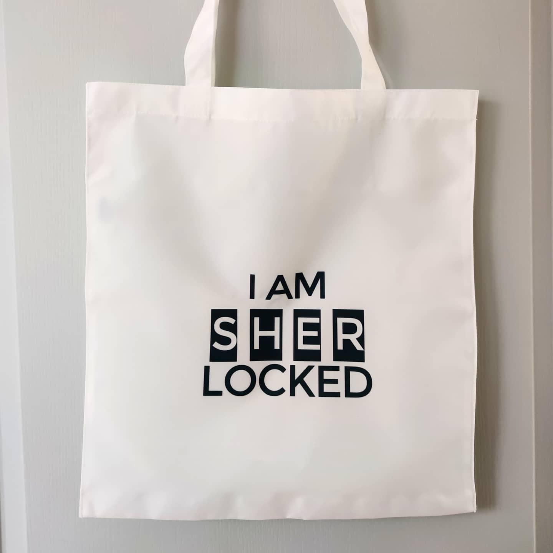 Tôte-bag : Shelocked