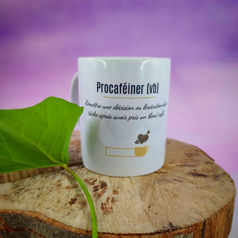 Mug : Procaféiner