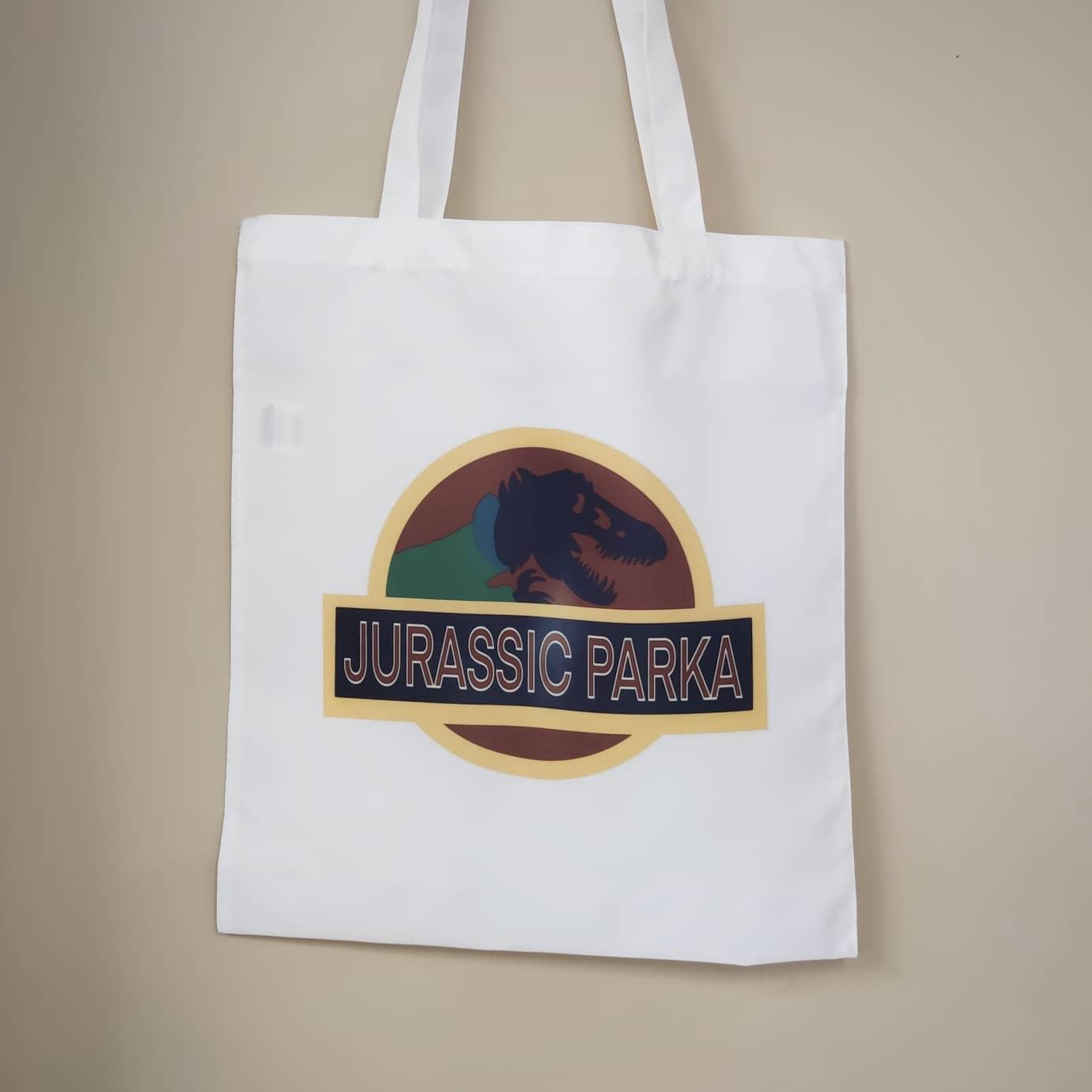 Tôte-bag : Jurassic Parka