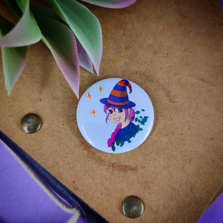 Badge : Jade Cléante
