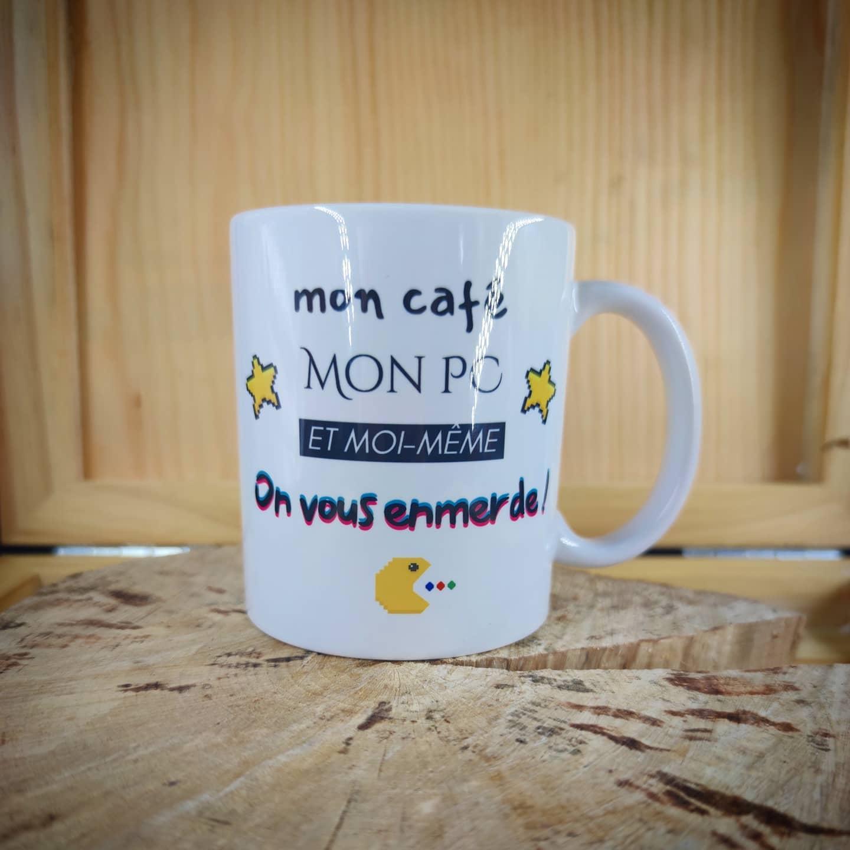 Mug : Geek