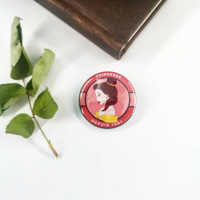 Badge : Belle