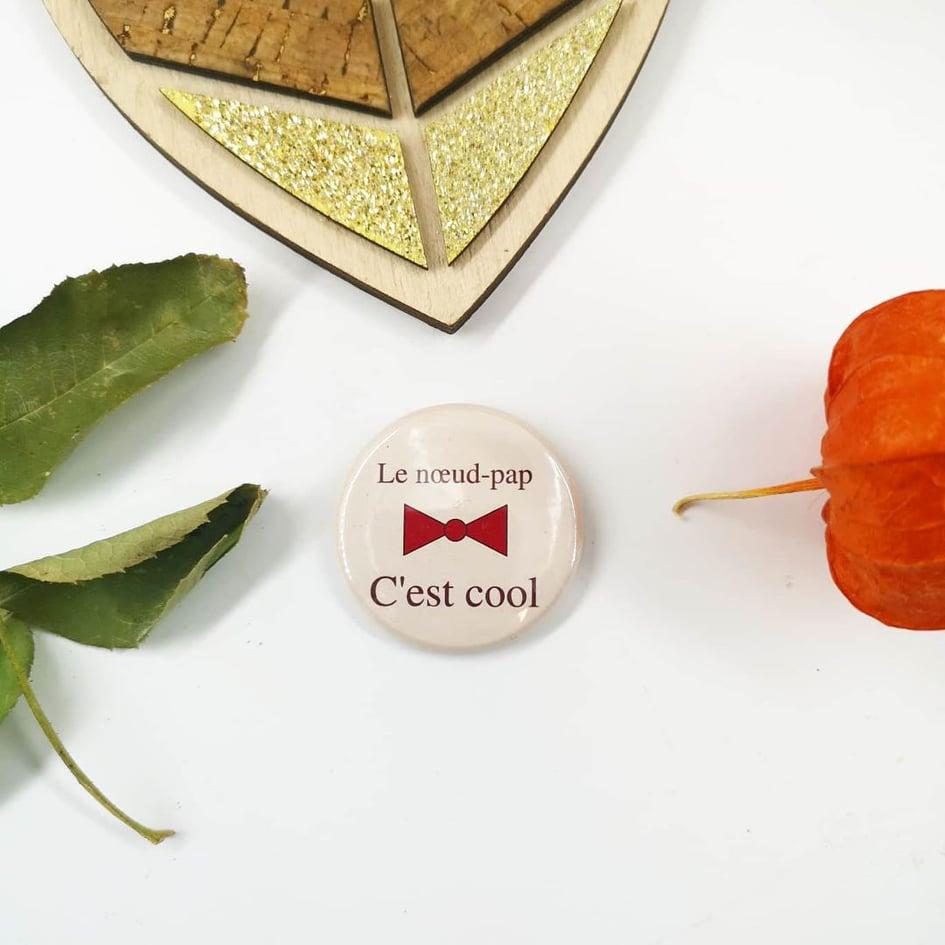 Badge : Le nœud pap, c\'est cool