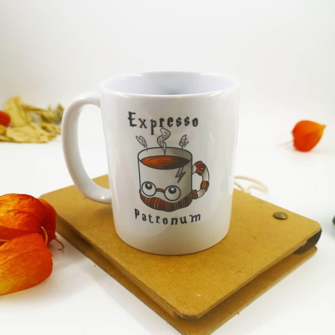 Mug : Expresso Patronum