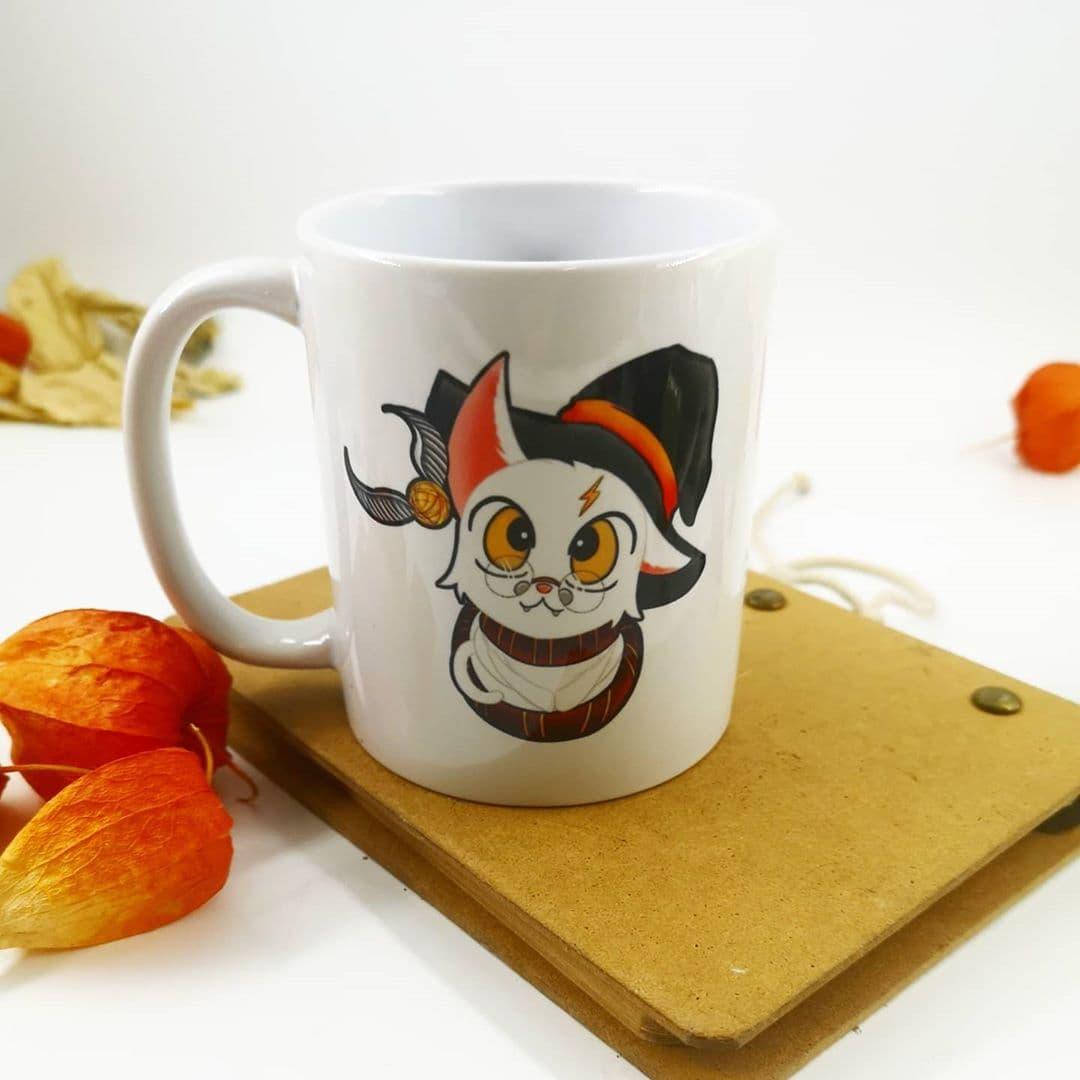 Mug : Charry Miauleur