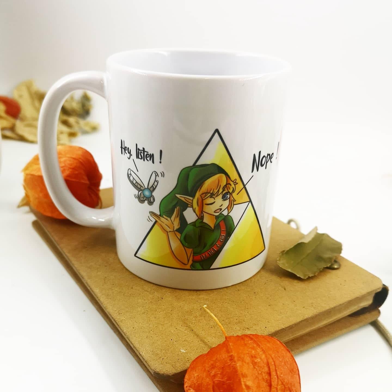 Mug : Link