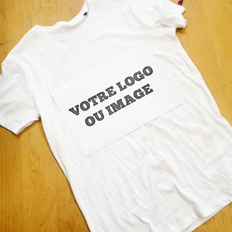 Tee Shirt sur mesure