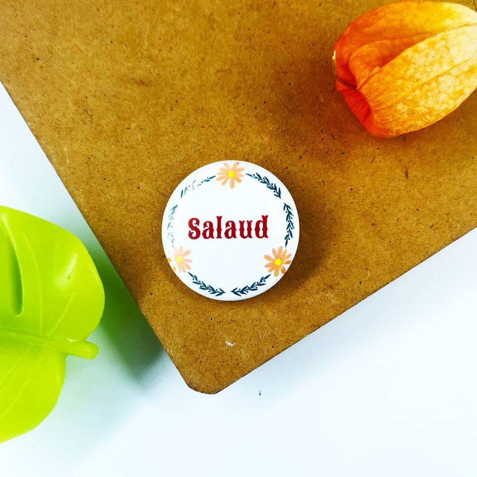 Badge : Salaud