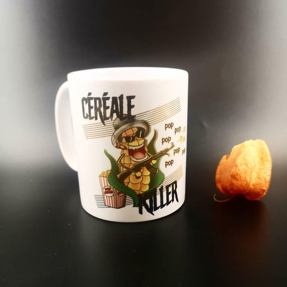 Mug : Céréales Killers
