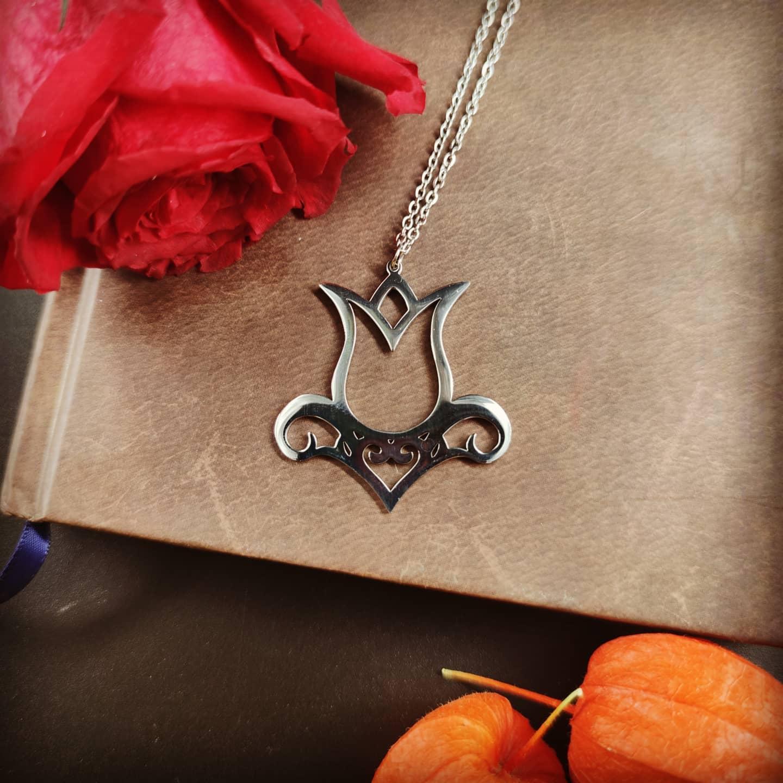 Le collier de la Tulipe