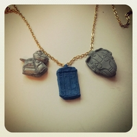 Collier : Doctor Who