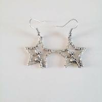 Boucles d'oreilles : fées étoilées