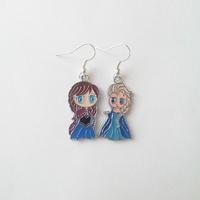 Boucles d'oreilles : Chibi