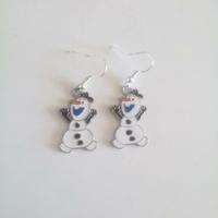 Boucles d'oreilles : Petit Olaf