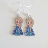 Boucles d'oreilles : Elsa