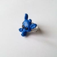 Bague : Stitch