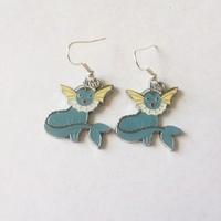 Boucles d'oreilles : Aquali