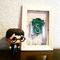 Vitrail : Serpentard (Harry Potter)