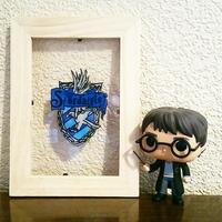 Vitrail : Serdaigle (Harry Potter)